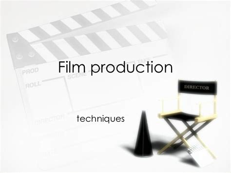 comedy film editing techniques production elements