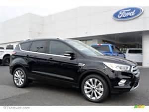 2017 shadow black ford escape titanium 112842238