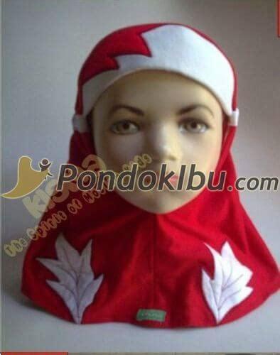 jilbab anak bordir kr 1 pondok ibu
