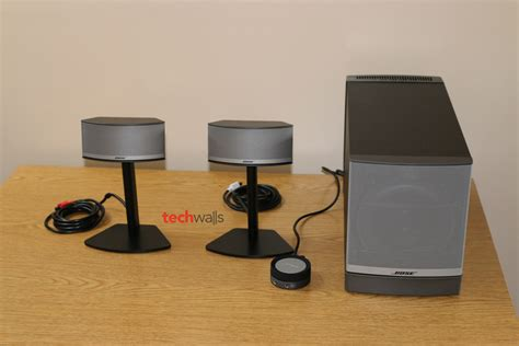 Speaker Bose Companion 5 bose companion 5 review the best speaker system for desktop computers