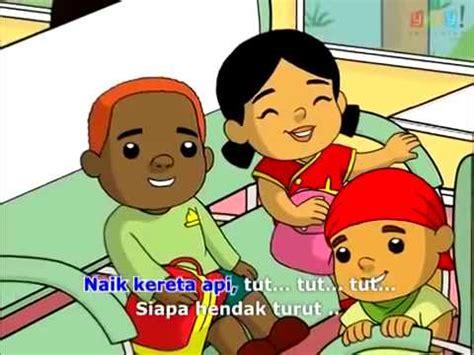 film kartun anak2 terbaru lagu anak naik kereta api tut tut tut kartun phim video clip