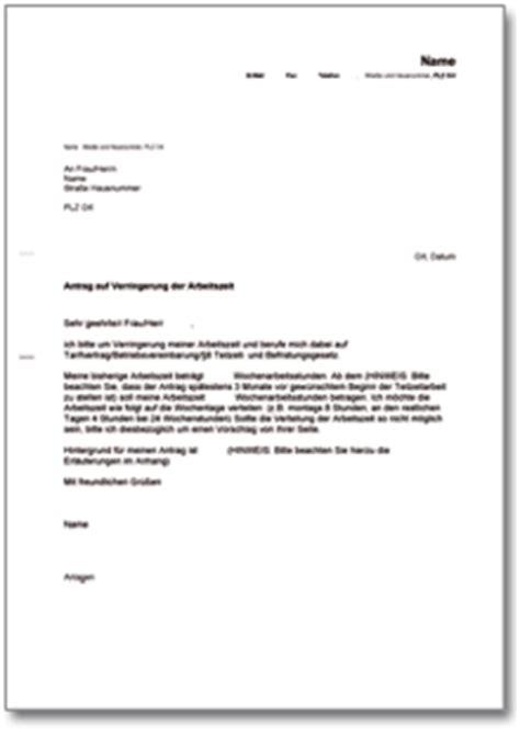 Antrag Stellen Vorlage Antrag Auf Teilzeitarbeit Vorlage Teilzeit Antrag Auf Teilzeitarbeit Teilzeitantrag Muster