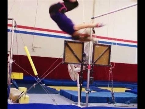 gymnastic swing gymnastics how to do a fly away tuck and tap swings on