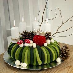 Weihnachts Deko Basteln 2163 by 1000 Images About Adventskranz On Advent