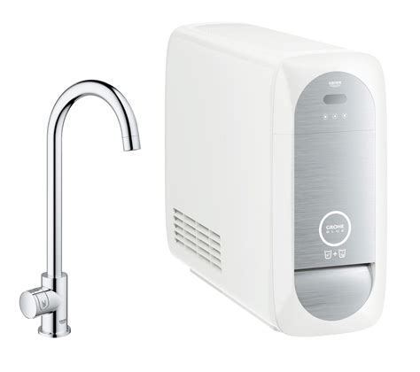 acqua frizzante a casa dal rubinetto grohe blue 174 home dal rubinetto anche acqua filtrata