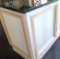 Kitchen Cabinet Door Trim by Pictures Of Molding Added To Kitchen Cabinet Doors