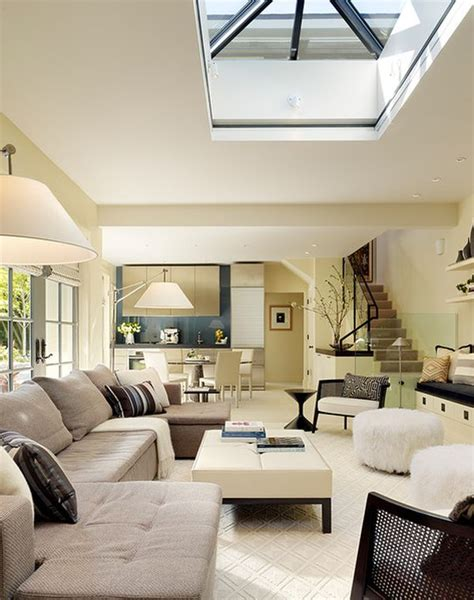 modern livingroom ideas 30 inspirational ideas for living rooms with skylights