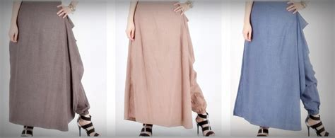 Celana Plus Rok celana panjang wanita trendy nchiehanie