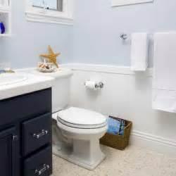 small bathroom design with beadboard modern home design