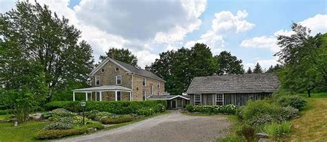Small Country Home For Sale Ontario Firestone Farm Caledon Caledon Country Homes Luxury Real