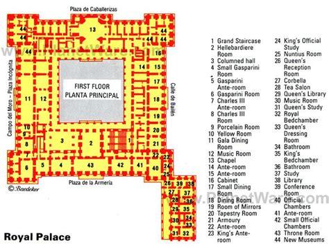 royal palace floor plans madrid royal palace floor plan map palacio real royal