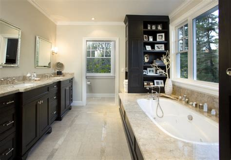 dark cabinets in bathroom pls post your pix of dark cabinets white bathrooms