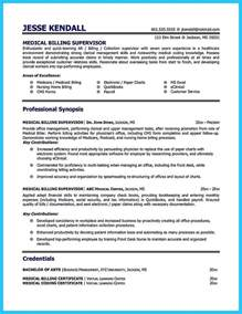 Billing Resume Sle 28 sle resume for billing specialist sle customer