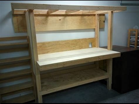 build  workbench  xs  plywood youtube
