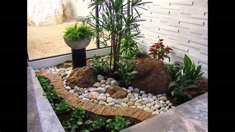 small rocks for garden rock garden designs