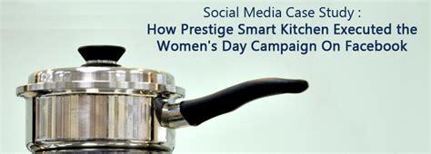 Prestige Smart Kitchen by Social Media Study How Prestige Smart Kitchen Got