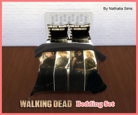 walking dead bedding the walking dead bedding set nathalia sims