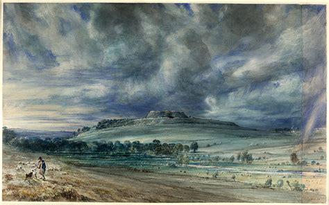 Watercolour Landscape Artists Uk Watercolours 1750 1900 The Watercolour Societies