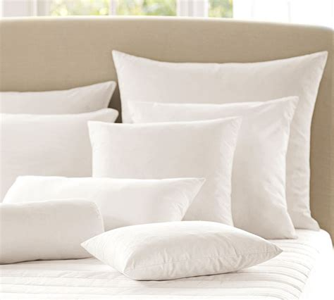 pottery barn bed pillows feather pillows pottery barn au