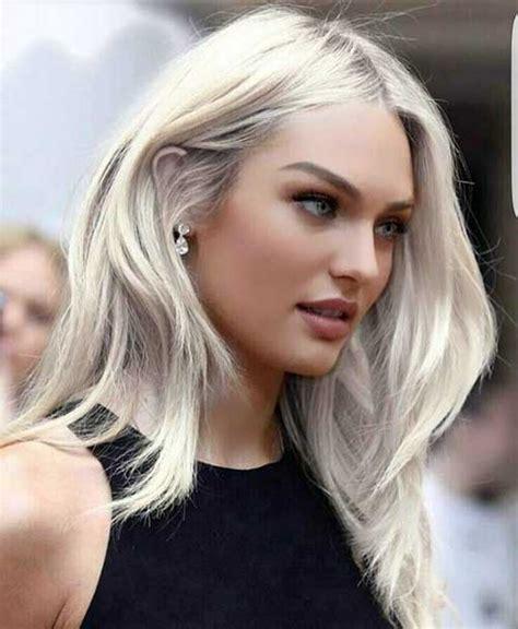 beautiful brunette hair with platinum highlights pictures hot trebd 2015 como fazer cabelo loiro platinado tutorial com v 237 deo e fotos