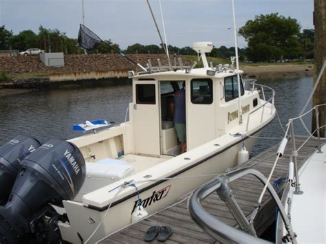 parker pilot house boats for sale parker 25 dv pilothouse the hull truth boating and