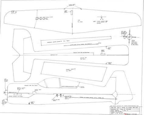 free rc plans 26 best flug images on pinterest