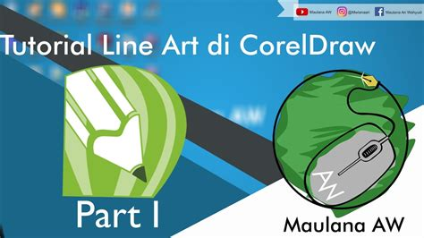 tutorial nail art bahasa indonesia tutorial line art di coreldraw bahasa indonesia part 1