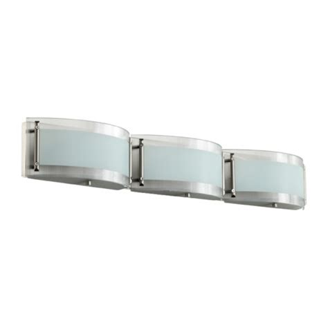 Bathroom Lighting Wayfair Quorum 3 Light Bath Vanity Light Reviews Wayfair