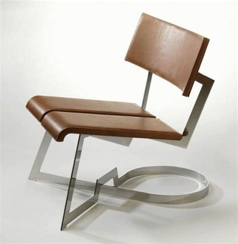 Chair Furniture Design Ideas Unique Leather Chair Designs Iroonie