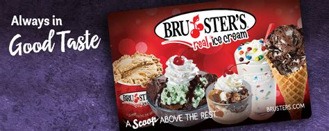 Brusters Gift Card - brusters
