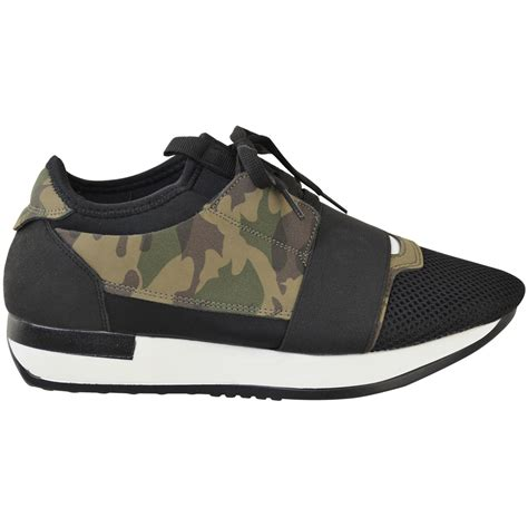 stretch sneakers womens sneakers bali trainer runner stretch band