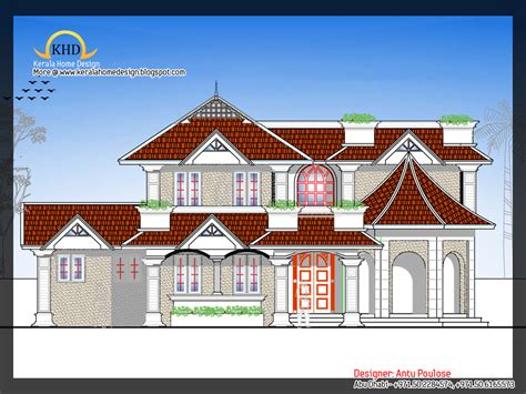 beautiful indian home design in 2250 sq feet kerala home 2d elevations modren houses interior design ideas