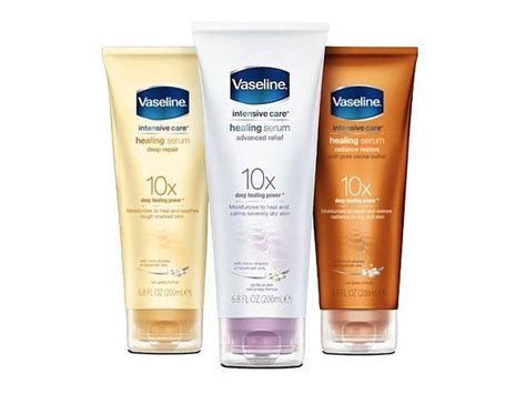 Serum Vaseline vaseline intensive care healing serum look all february with these must buys