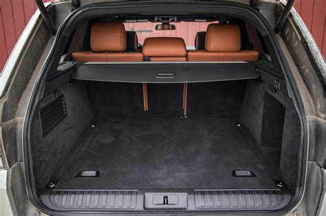 land rover discovery sport trunk space range rover sport cargo space 2017 ototrends net