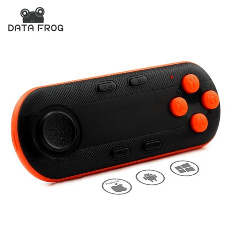 android gamepad wireless bluetooth gamepad vr remote 웃 유 mini mini bluetooth ᗖ controller controller