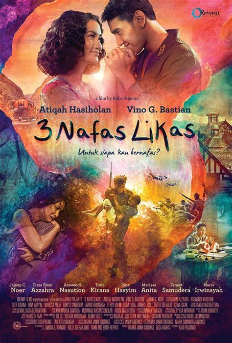 film nafas cinta awie film 3 nafas likas perkenalkan poster resminya movie