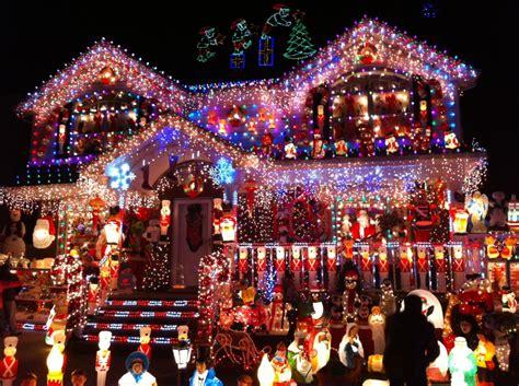 the amazing christmas house in novato see it to believe voici 10 des plus belles d 233 corations de maisons pour no 235 l