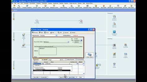 quickbooks bookkeeping tutorial quickbooks bookkeeping basics check writing by cpa firm