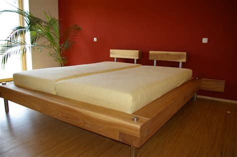 bett aus balken schmidschreiner schlafzimmer