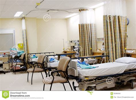 recovery room recovery room for operating room stock photo image 35285550