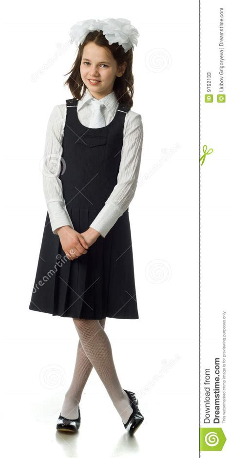 dreamstime high school girls the cherry girl in a school uniform stock photos image