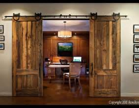Barn Doors For Homes Interior Rustic Home Office