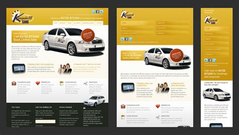web design kings hill responsive web design 50 exles and best practices
