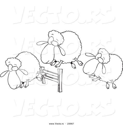 counting sheep coloring page counting sheep clip art 32