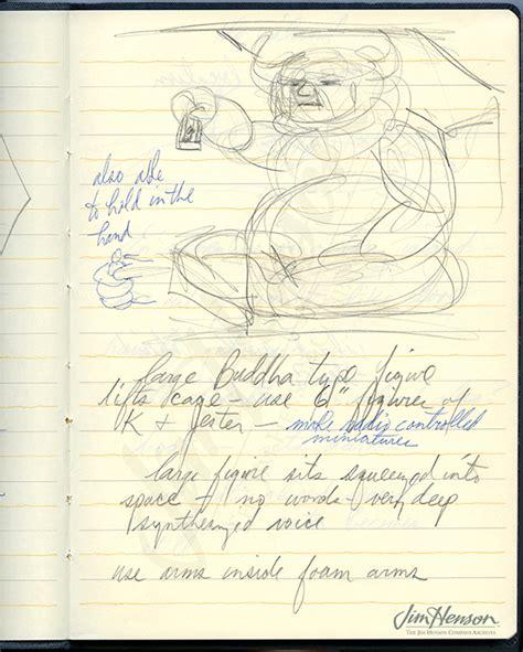 sketchbook jim 12 1983 end of december dennis in