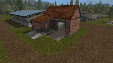 multi storage shed v 1 0 0 0 fs 2017 farming simulator