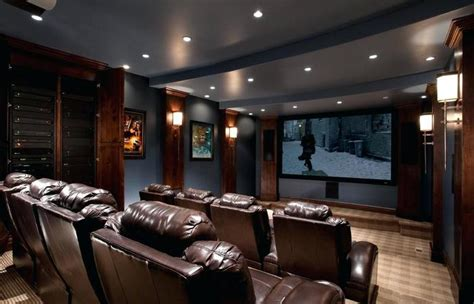 ideal wall color  home theater walls units ideas