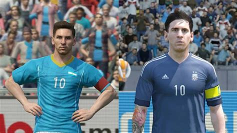 messi tattoo in pes 2016 pes 16 or fifa 16 which game is better comparison