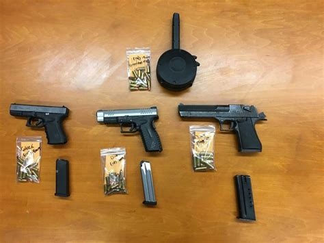 Nypd Search Warrant Search Warrant Recovers Powerful Handgun Nypd News