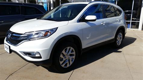 honda crv 2015 ex 2015 honda cr v ex l exterior and interior